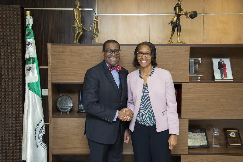 Wambui Gichuri nommée vice-présidente par intérim de la Banque Africaine de développement