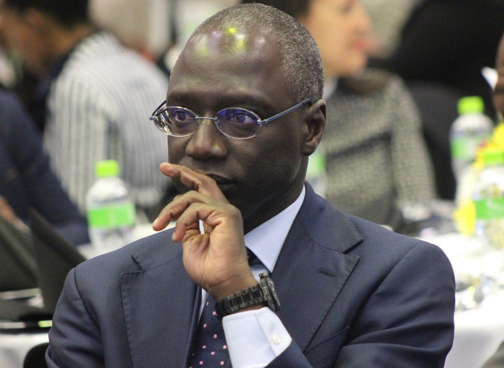 Mabouba Diagne, nouveau vice-président de la Banque de la CEDEAO pour l'investissement et le développement