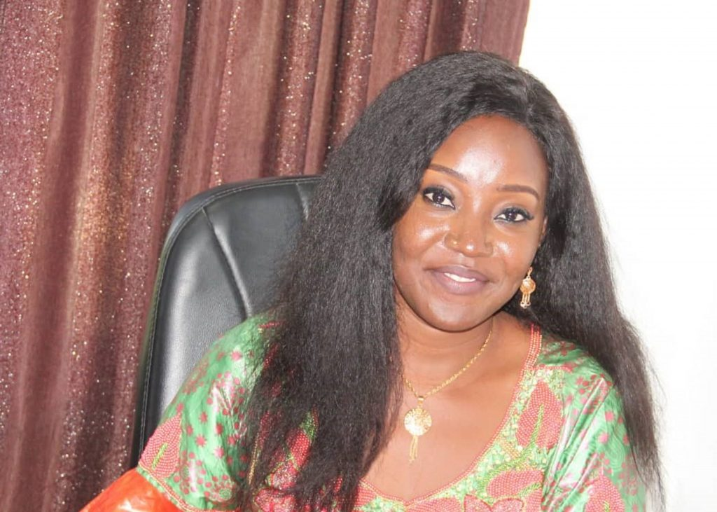 Tchad: Amina Priscille Longoh,29 ans, nommée ministre au sein du nouveau gouvernement