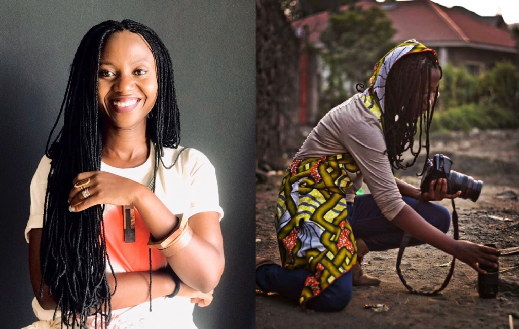 La congolaise Pamela Tulizo remporte le prix Dior de la photographie et des Arts visuels pour jeunes talents