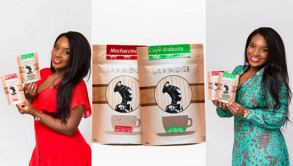 Tisya Mukuna: « La Kinoise se veut être le café de tout le monde, accessible et de qualité ».