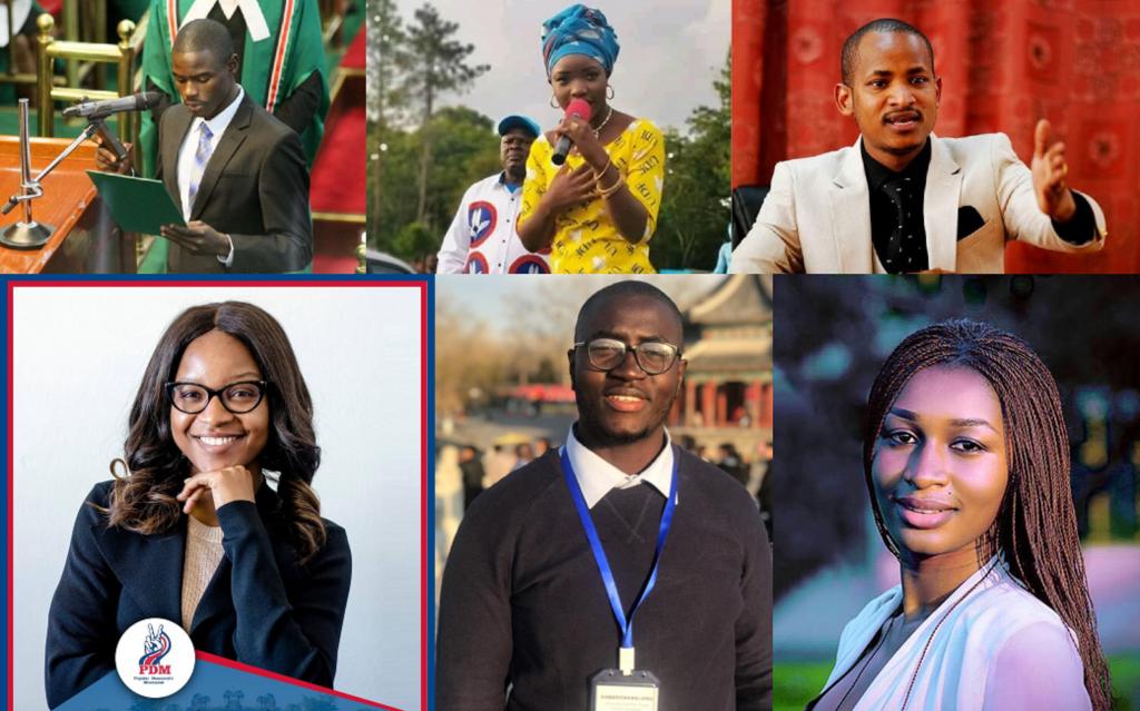 21 jeunes politicien(ne)s africain(e)s en première ligne