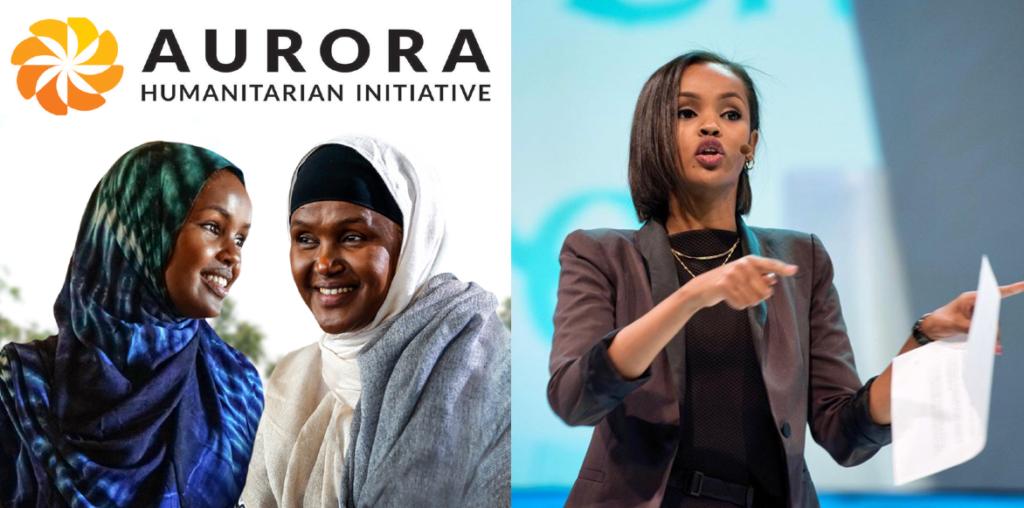 Ilwad Elman lauréate de l'Africa German Prize 2020 et du Prix Aurora 2020