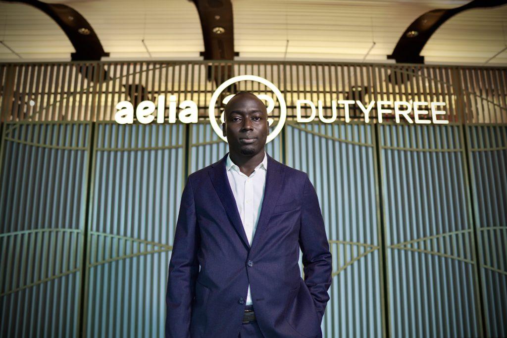 Sountou Bousso nommé Directeur général de Lagardère Travel Retail pour le Sénégal et le Gabon