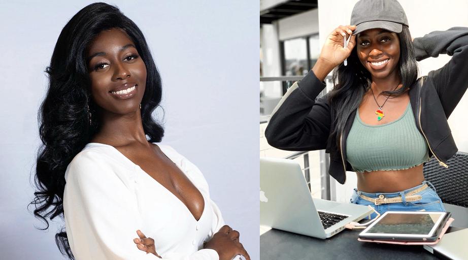 M'benda N'dour: Ingénieure logicielle, reine de beauté et Youtubeuse