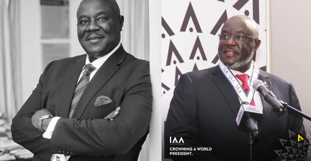 Le ghanéen Joel Nettey est le nouveau président mondial de l'Association internationale de la publicité