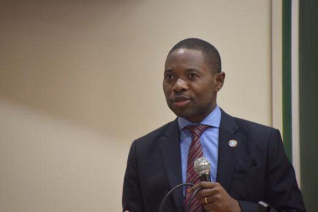 Charles Mbuli Boliko, nouveau représentant de la FAO dans les pays de l'Océan Indien
