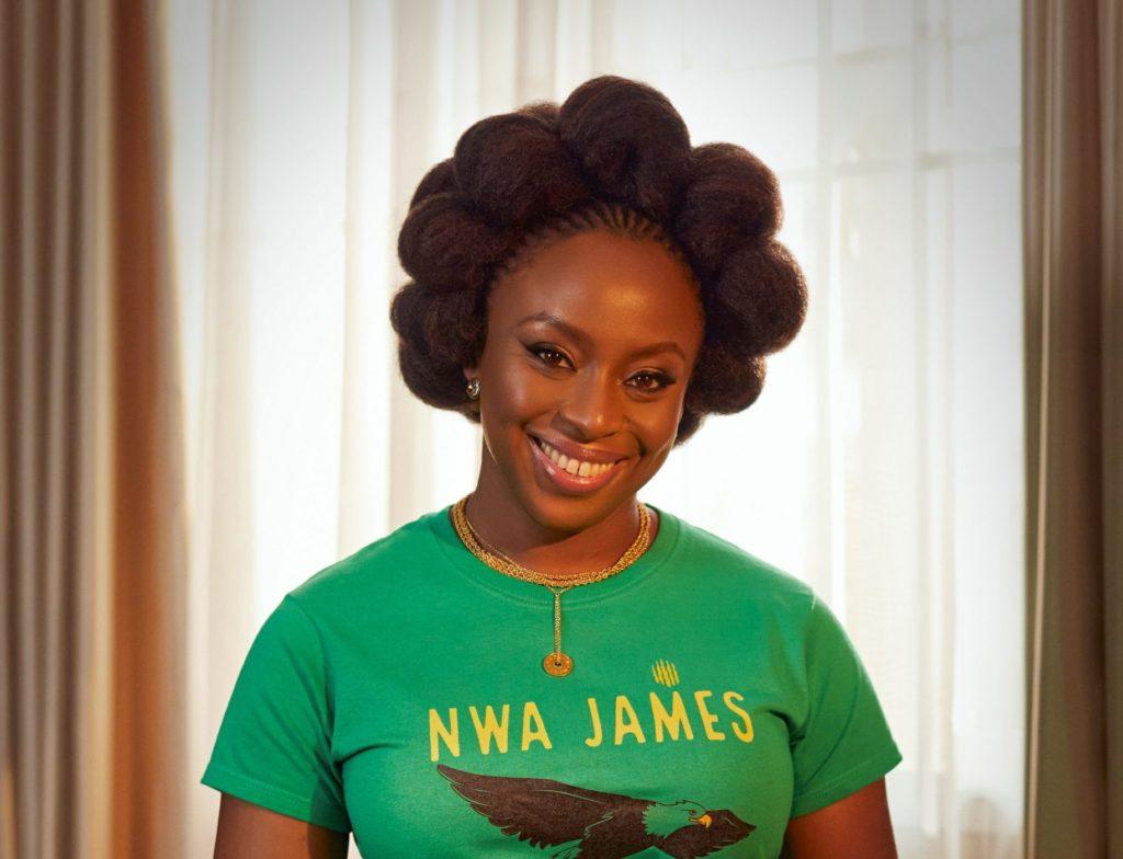 Chimamanda Ngozi Adichie «Winner of Winners» du Prix féminin de fiction