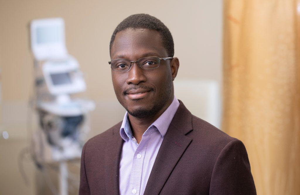 Dr Onyema Ogbuagu, l'un des chercheurs à la base du vaccin de Pfizer/ BioNTech contre le Covid-19