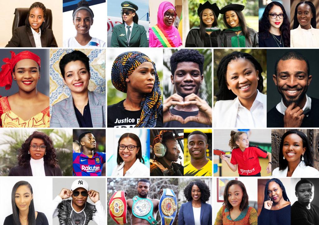 51 jeunes Africains qui ont fait l'actualité en 2020