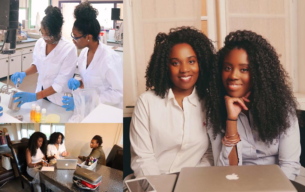 France: Enoline et Nkirandza Opou remportent Lyon Start Up 2020
