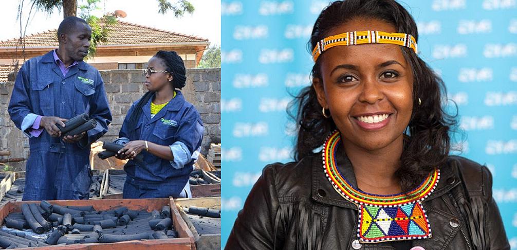 Chebet Lesan lauréate du Prix Africa's Business Heroes de la Fondation Jack Ma