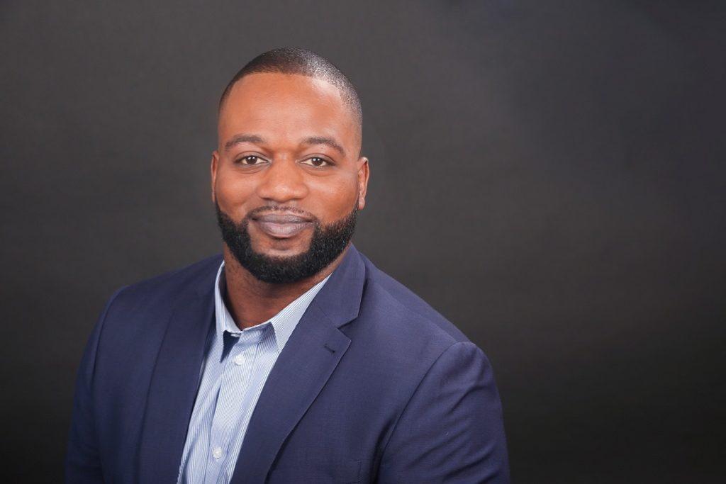 Emmanuel Lubanzadio,responsable de la politique publique de Twitter en Afrique subsaharienne