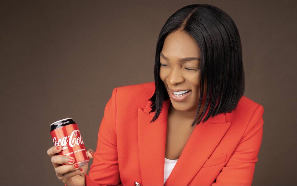 Patricia Obozuwa nommée vice-présidente Afrique de The Coca-Cola Compagny