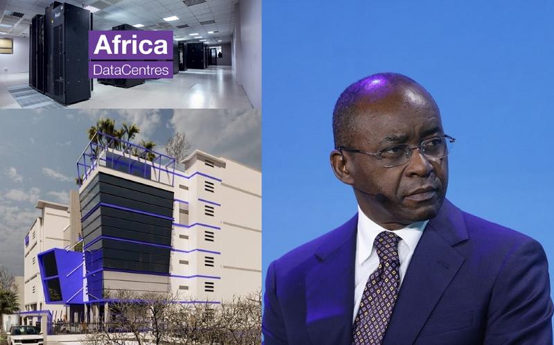 Strive Masiyiwa a lancé la construction du deuxième plus grand centre de données en Afrique