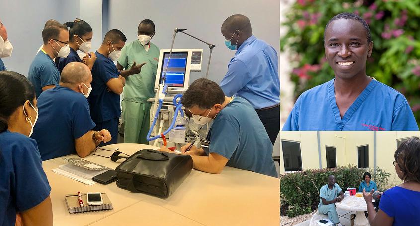 Caraïbes: Dr Sani Amatti nommé directeur adjoint des services médicaux de l'hôpital des îles Turques et Caïques