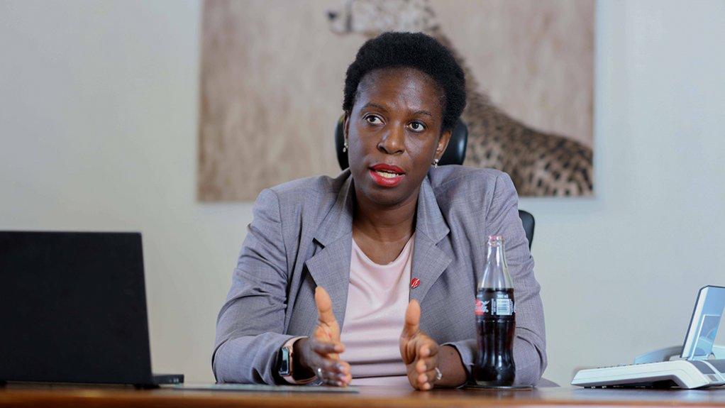 Phillipine Mtikitiki nommée Vice-Présidente et Directrice générale de Coca-Cola Afrique du Sud