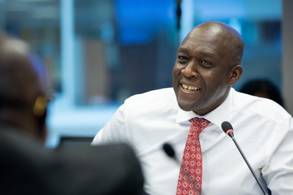 Makhtar Diop, nouveau Directeur Général et Vice-Président exécutif de la Société Financière Internationale