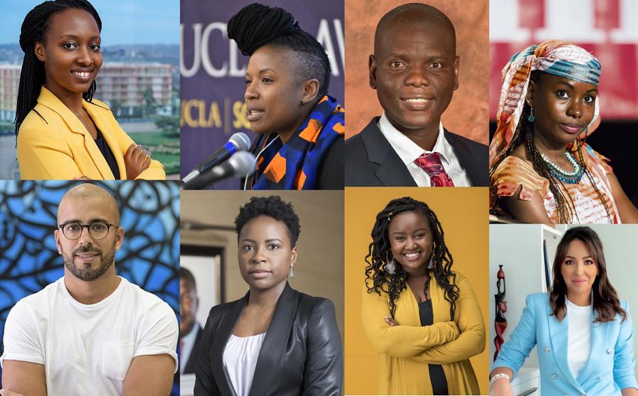 11 Africain(e)s nommé(e)s« Young Global Leaders » 2021 du Forum économique mondial