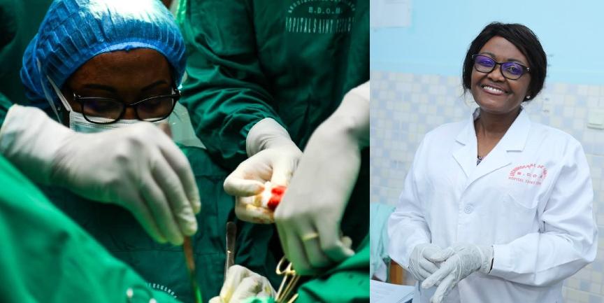 Dr Dolores Nembunzu, une carrière consacrée à la guérison de la fistule obstétricale en RDC