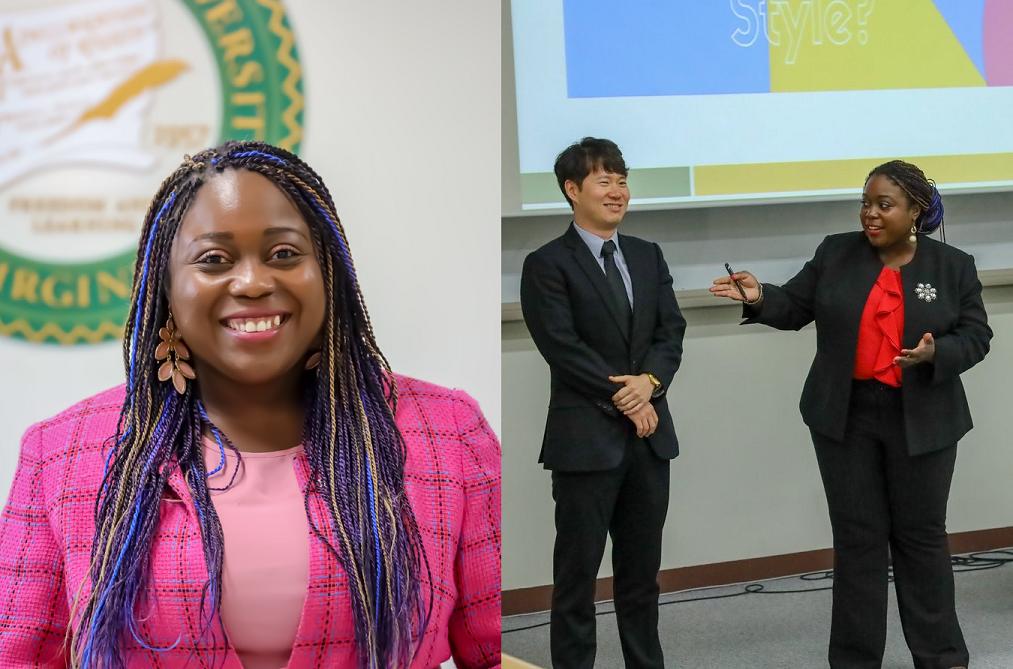 Gbemi Disu, nouvelle Directrice Exécutive de l'université Carnegie Mellon Afrique