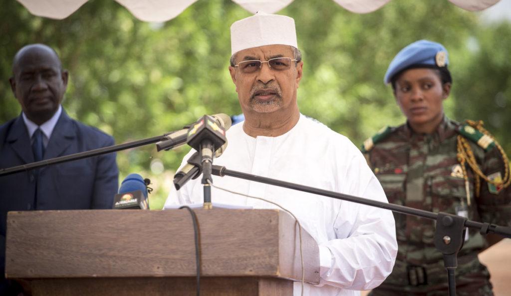 Le Tchadien Mahamat Saleh Annadif nommé Représentant spécial de l'ONU pour l'Afrique de l'Ouest et le Sahel