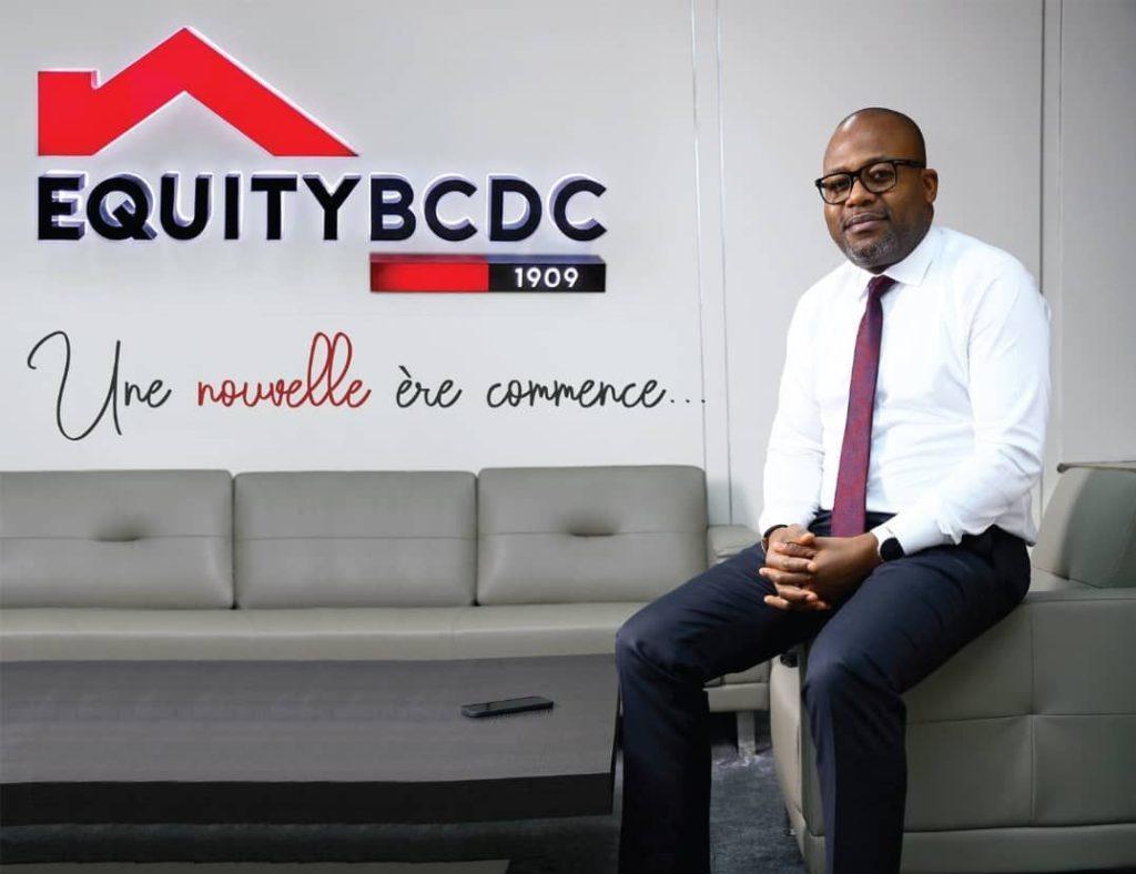 RDC: Jean-Claude Tshipama, nouveau Directeur général adjoint d'Equity BCDC
