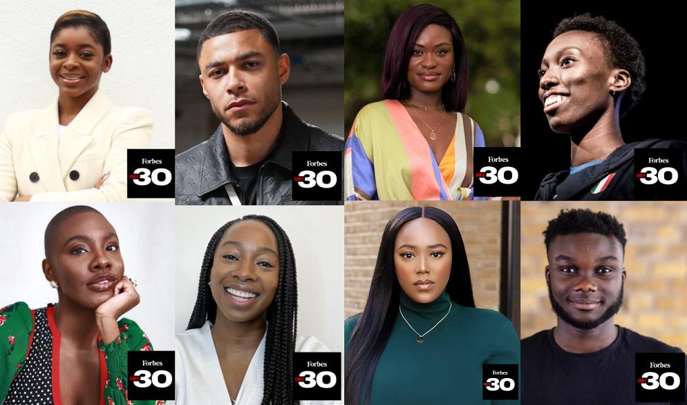 Forbes Under 30 Europe 2021: 29 jeunes d'origine africaine sur la liste