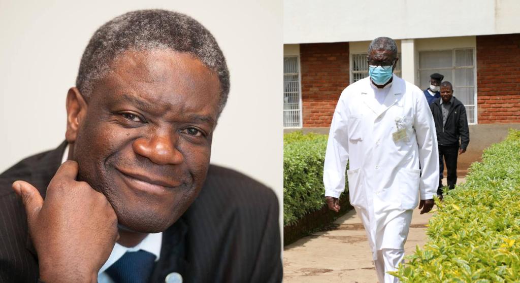 Le Docteur Denis Mukwege nommé membre du nouveau Conseil scientifique de l'OMS