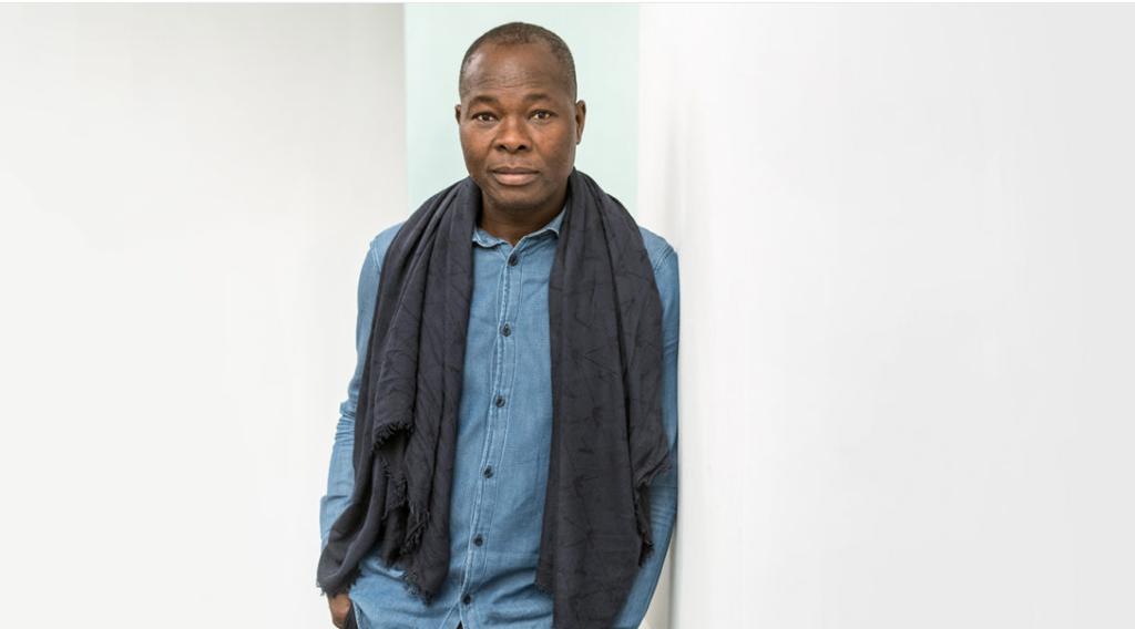 Francis Kéré,lauréat 2021 de la médaille d'architecture de la Fondation Thomas Jefferson