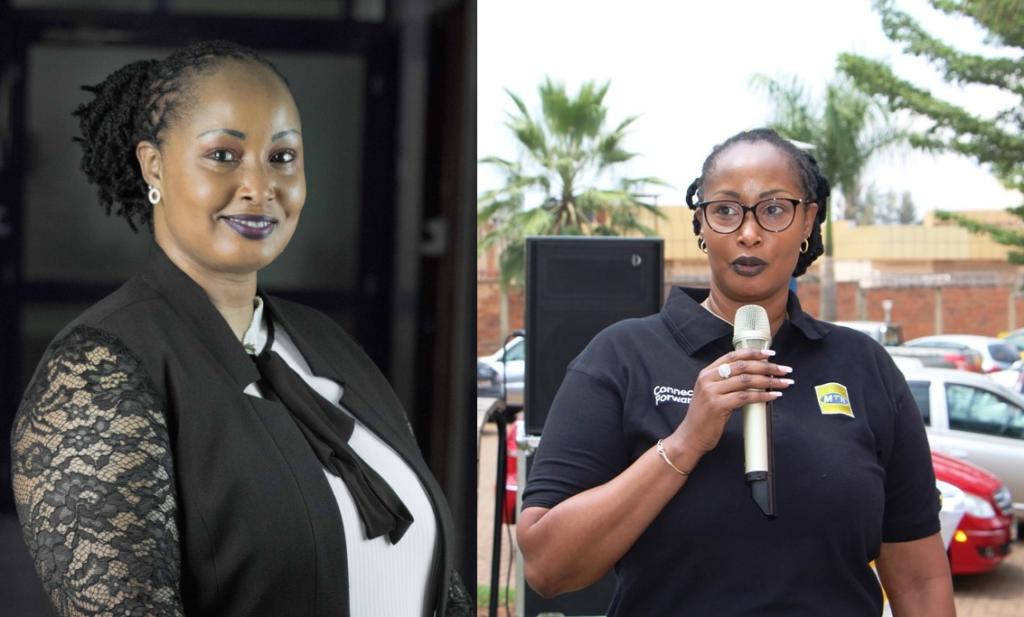 Chantal Kagame Umutoni nommée CEO de la nouvelle filiale FinTech de MTN Rwanda