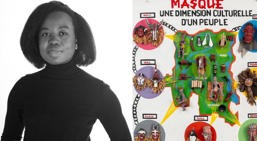 Olivia Anani promeut les artistes africains à l'international