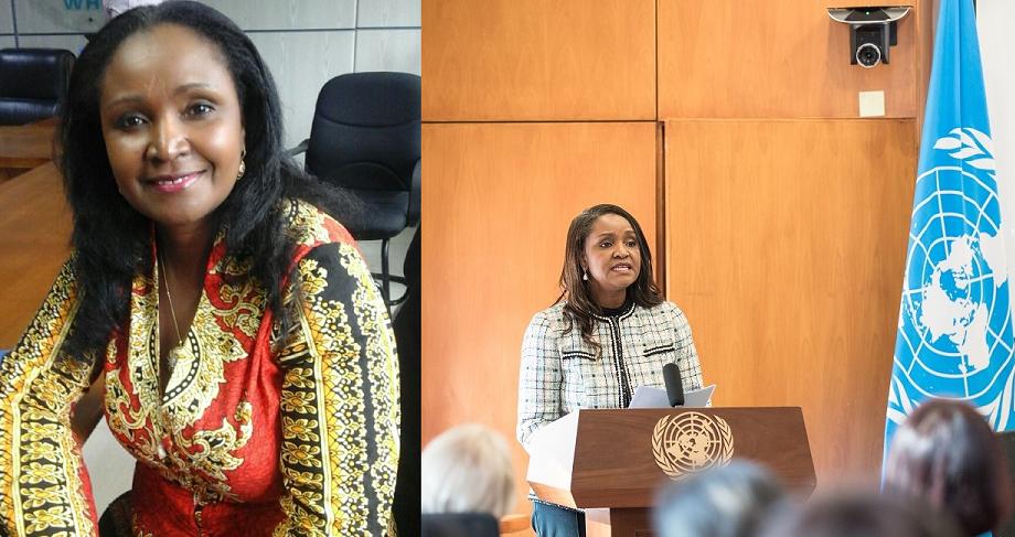  Amakobe Sande nommée coordonnatrice résidente des Nations Unies en Érythrée