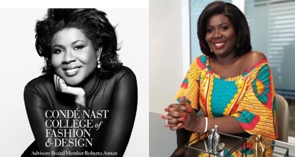 Roberta Annan nommée membre du conseil consultatif du Condé Nast College Of Fashion & Design