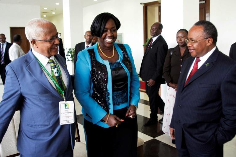 Jemma Nunu Kumba,première femme nommée Présidente du Parlement du Soudan du Sud