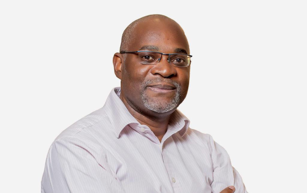 Christian Yoka,nouveau Directeur du département Afrique de l'Agence française de développement.