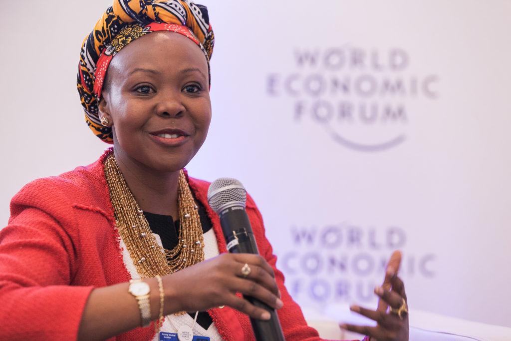 Elsie Kanza,ex Directrice Afrique du Forum économique mondial, nommée Ambassadrice de la Tanzanie aux USA