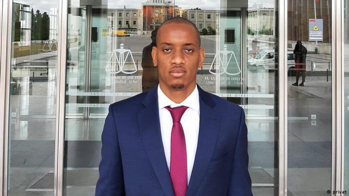 Amadu Tidjane Baldé,34 ans,nouveau président de la Cour des comptes de la Guinée-Bissau