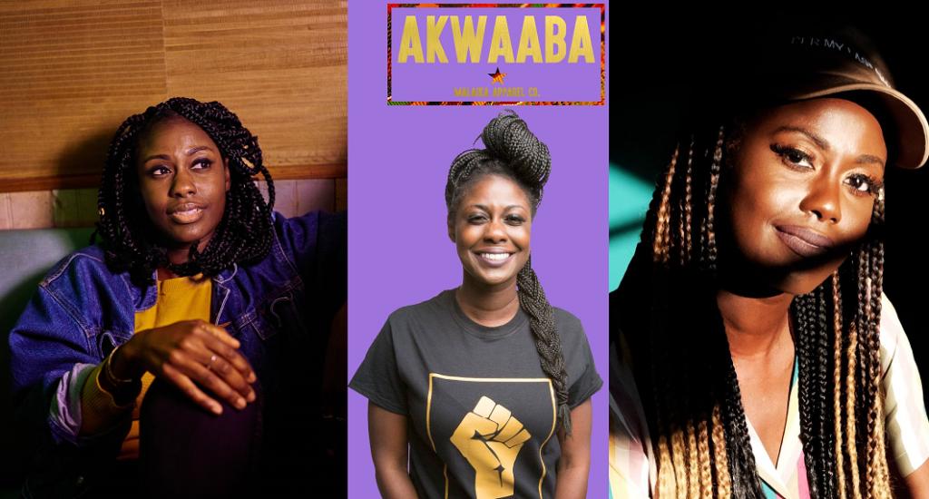 Enongo Lumumba-Kasongo,35 ans,Prof de STEM,Artiste,Productrice de Hip hop, engagée dans l'Afro-futurisme