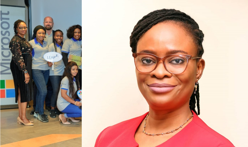 Ola Williams nommée Country Manager de Microsoft Nigeria