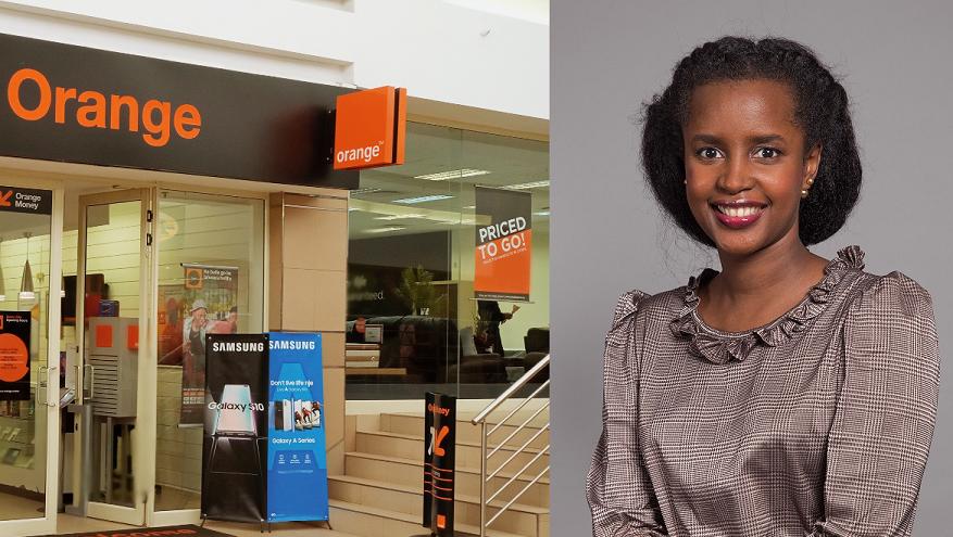 La malienne Néné Satourou Maïga,34 ans, nommée CEO d'Orange Botswana