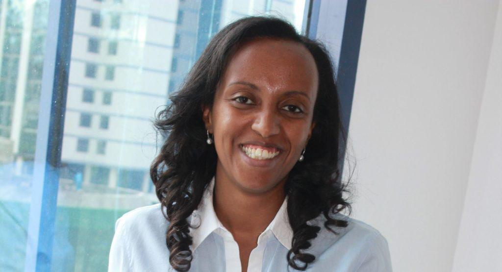 Amrote Abdella,nouvelle Directrice générale d'Amazon Web Services en Afrique subsaharienne