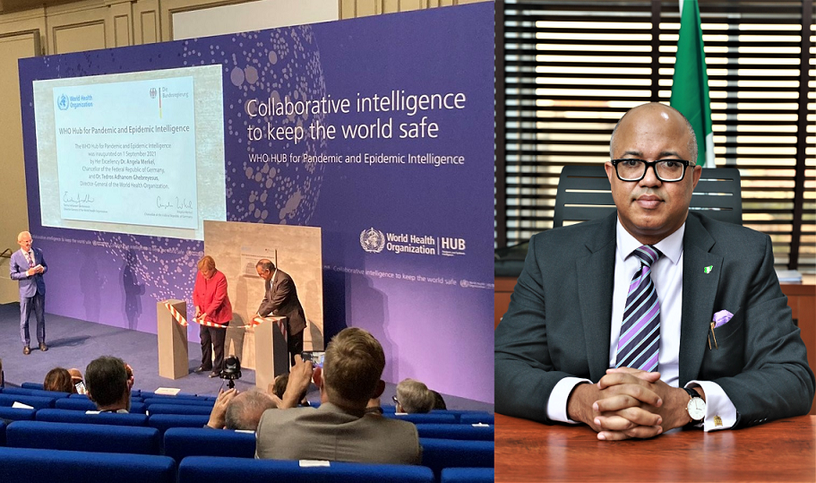 OMS:le Dr Chikwe Ihekweazu chargé de protéger le monde des futures pandémies et épidémies