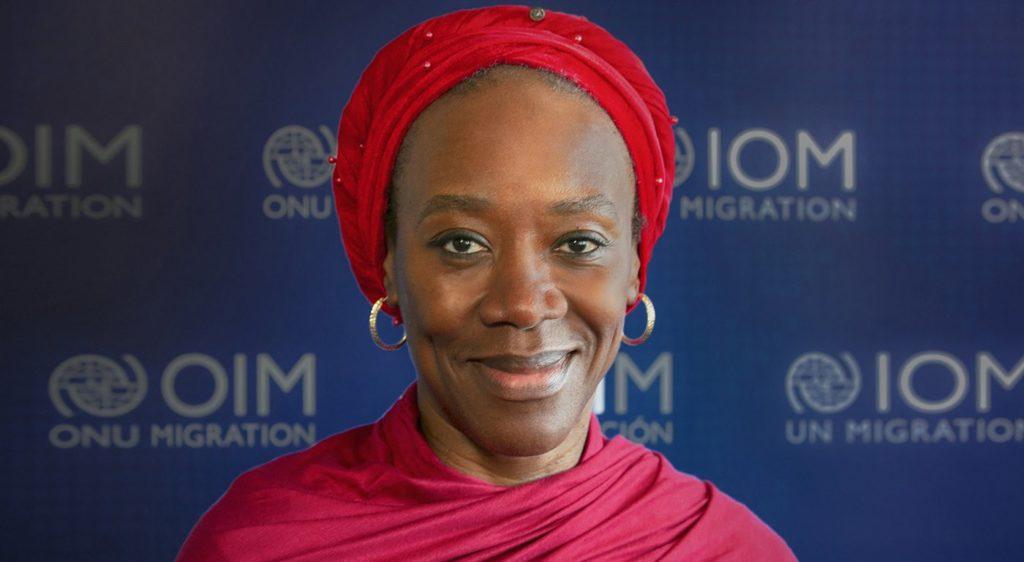 Ugochi Daniels, new Deputy Director General of the International Organization for Migration