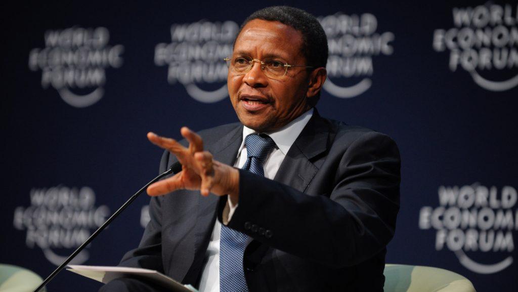 H.E. Jakaya Mrisho Kikwete,new board Chair of the Global Partnership for Education