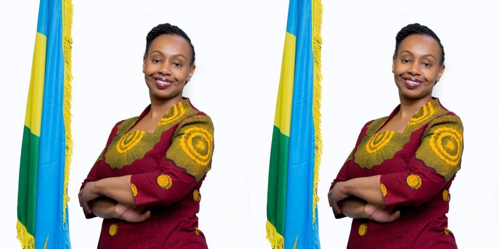 Yamina Karitanyi, nouvelle CEO de l'Office rwandais des mines, du pétrole et du gaz
