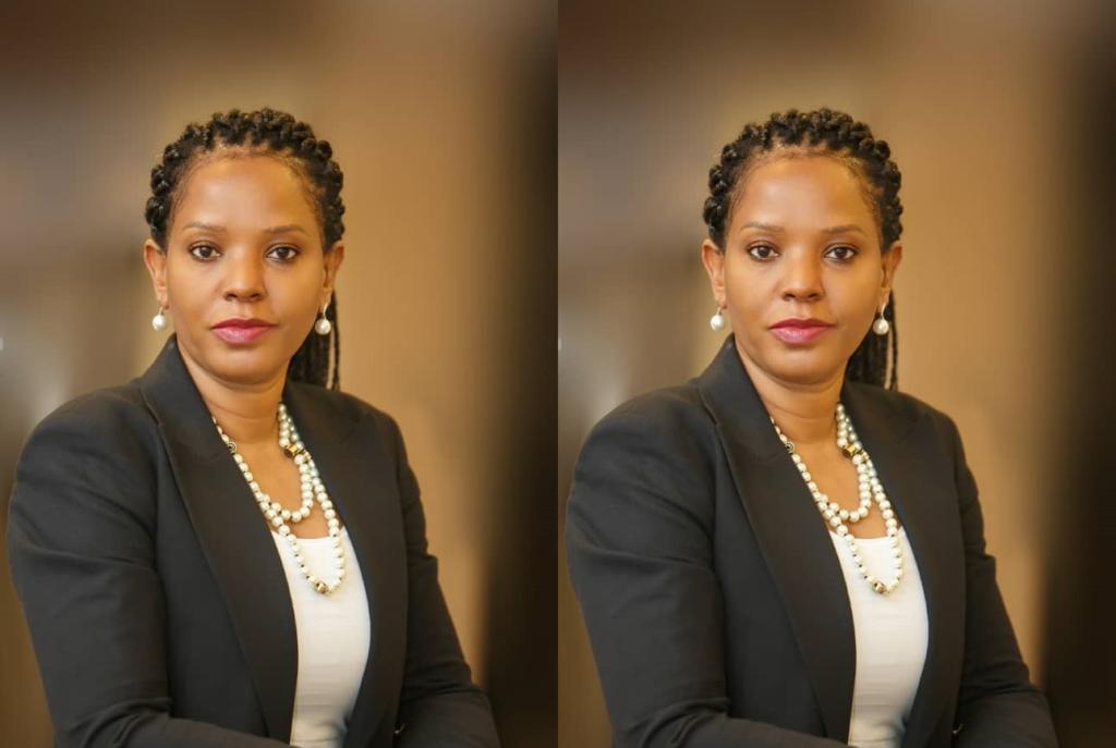 Grace Muliisa, new Managing Director of Ecobank Uganda