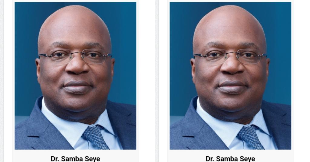 Le sénégalais Samba Salfal Seye,nouveau Directeur général de Total Nigeria