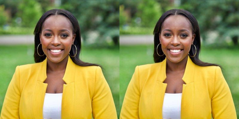 Arielle Kayabaga,31 ans,élue députée fédérale du Canada