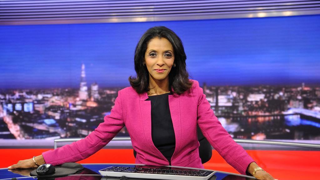 Zeinab Badawi, nouvelle présidente de La SOAS de l'université de Londres